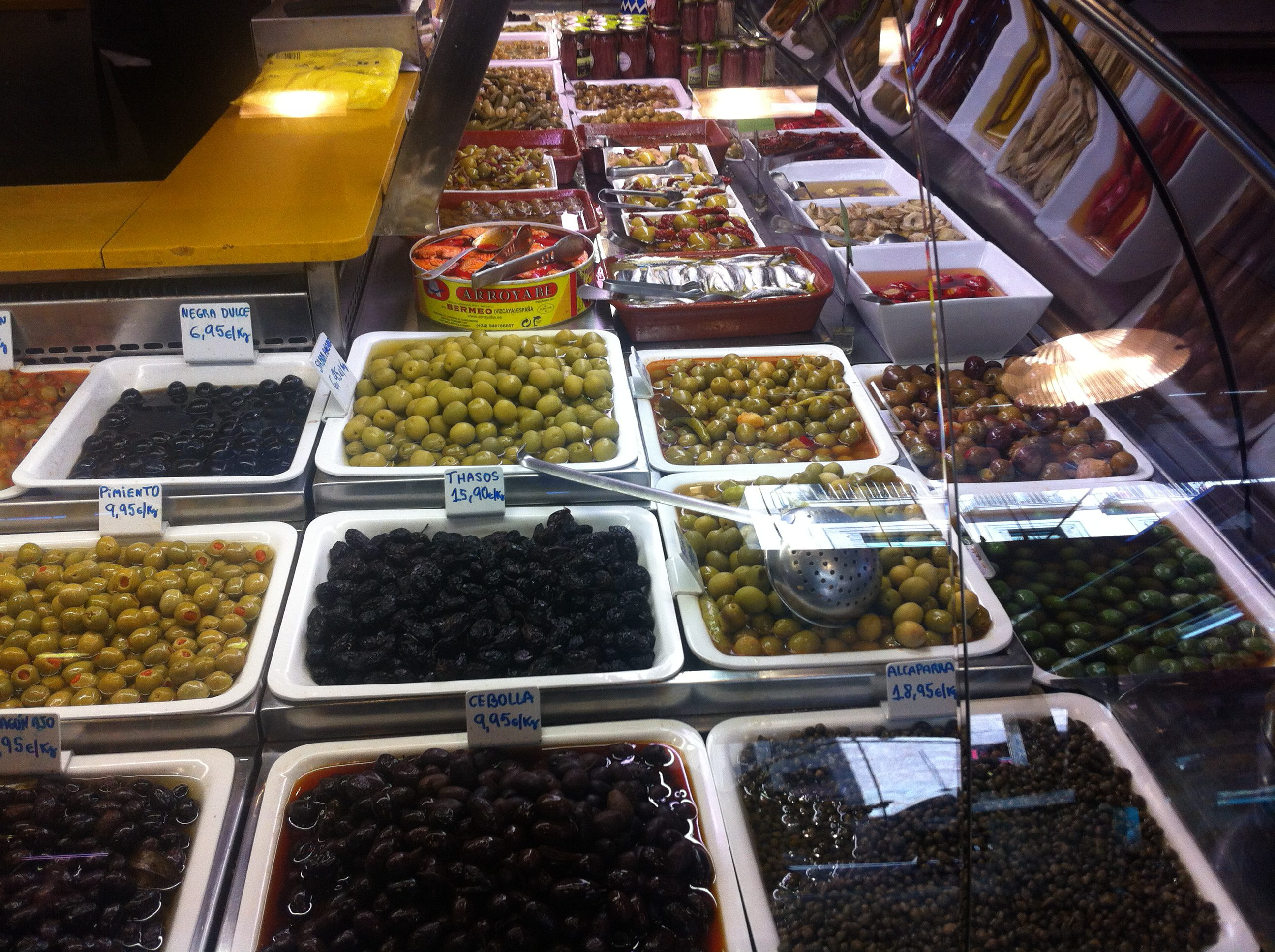Barcelona for Foodies: Boqueria Food Market